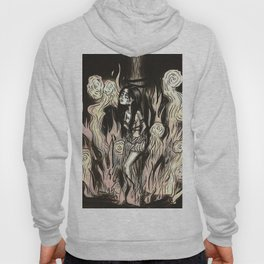 Burn the witch! Hoody
