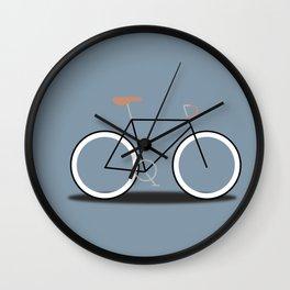 Fixie Bike Wall Clock