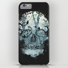 Dark Forest Skull Slim Case iPhone 6 Plus