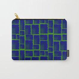 Vibrant Tetris Carry-All Pouch