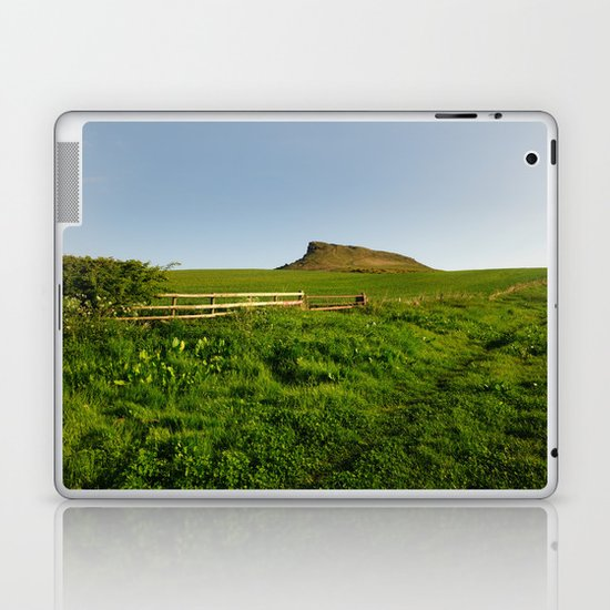 Roseberry Topping Laptop & iPad Skin