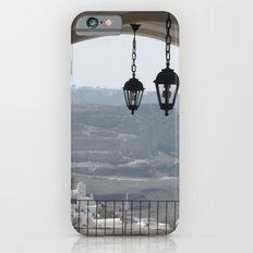 Lighting Santorini, Greece iPhone 6s Slim Case