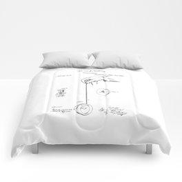 Yo-Yo: Original Patent Comforters