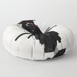 Armored Samurai Floor Pillow