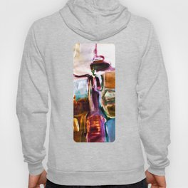 COLOUR OBSESSION no6 Hoody