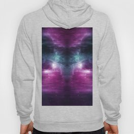 Sips From The Cosmic Pond Hoody