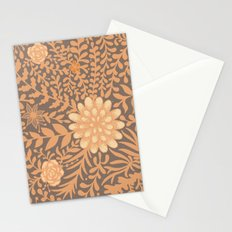 HEART ABSTRACT Stationery Cards