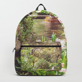 A Walk in the Southern Garden Backpack