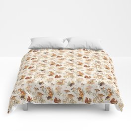 Fawn & Friends Comforters