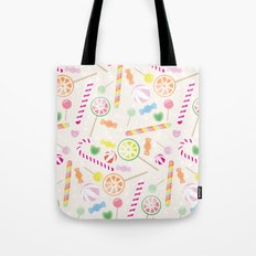 Candys texture Tote Bag