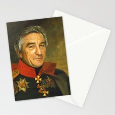 Robert De Niro - replaceface Stationery Cards
