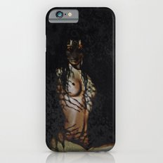 Untamed (woman with tiger features)  Slim Case iPhone 6s