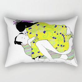Bodies in boxes #2 Rectangular Pillow