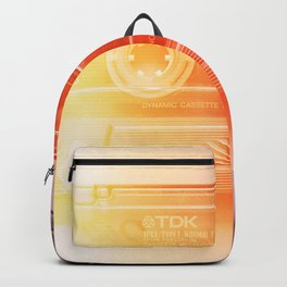 Cassette#exposure#film#effect Backpack