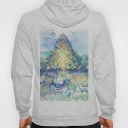 The Heart of The (enchanted) Forest Hoody
