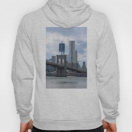 Freedom Tower Brooklyn Bridge 2012 Hoody