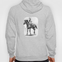 About To Play Up - Racehorse Hoody