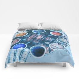 Coffee Mug Solar System by GEN Z Comforters