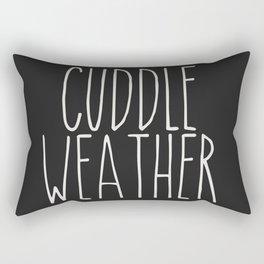 Cuddle Weather Rectangular Pillow