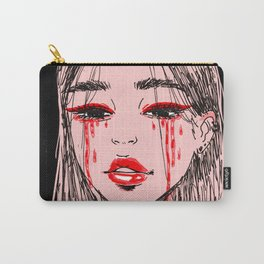 cry baby Carry-All Pouch