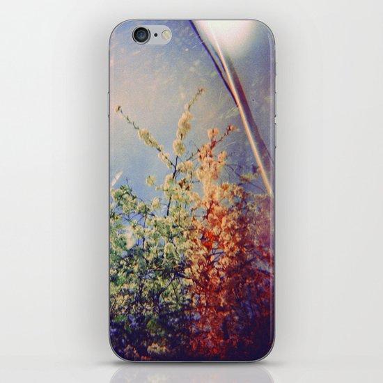 Holga Flowers IV iPhone & iPod Skin