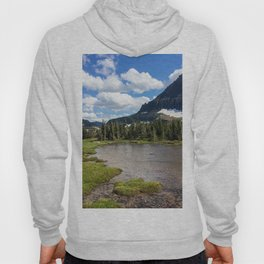 Mountain Bliss in Summer Hoody