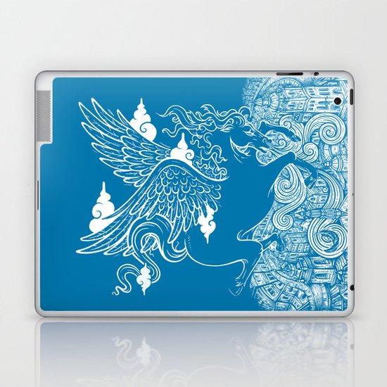 The Last Day of Pegasus Laptop & iPad Skin