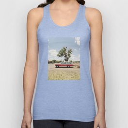 The El Cosmico Unisex Tank Top