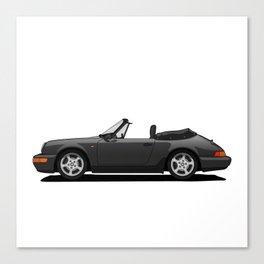Convertible Car Canvas Print