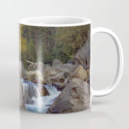 Yosemite Fall Color Coffee Mug