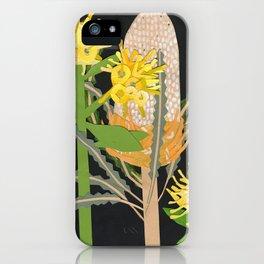 Acorn Banksia iPhone Case