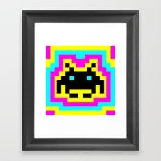 just an old friend  Framed Art Print