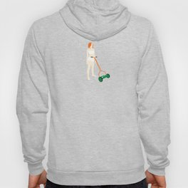 MARY JANE CUTS THE GRASS Hoody