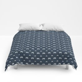 Game controller pattern Comforters