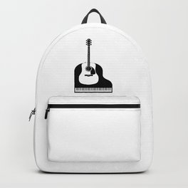 Piano and Guitar Backpack