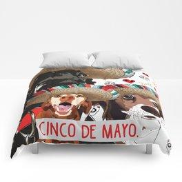 Cinco de Pup Comforters