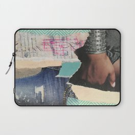Ripped Jeans Laptop Sleeve
