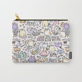 Artsy Cats Carry-All Pouch
