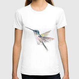 Flying Little Hummingbird T-shirt