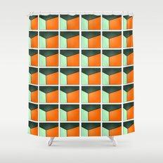 Pattern Series 201 Shower Curtain