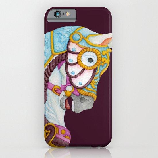 Carousel Horse - Clara iPhone & iPod Case