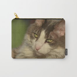 Vonnie The Maine Coon Carry-All Pouch
