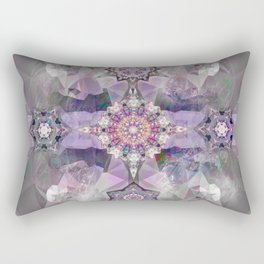 Surrealist Celebration Rectangular Pillow
