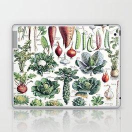 Adolphe Millot - Légumes pour tous - French vintage poster Laptop & iPad Skin