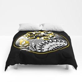 Extraterrestrial Owl Comforters