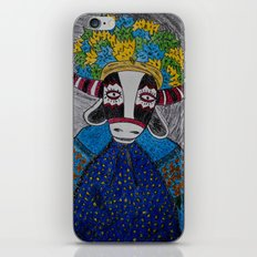 Disfrazado iPhone & iPod Skin
