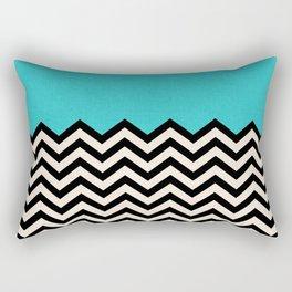 Follow the Sky Rectangular Pillow