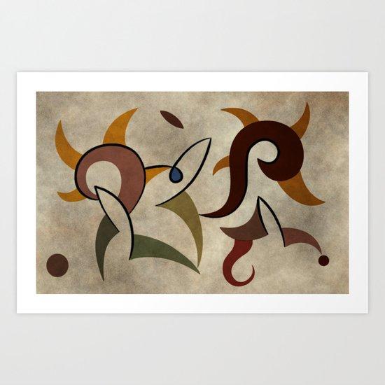 Rehiletes Art Print