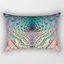 Fractal Abstract 54 Rectangular Pillow