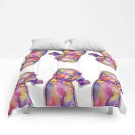 Atom Bomb Baby Comforters